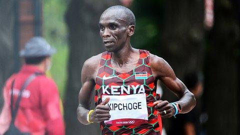 Eliud Kipchoge har overbevist så langt. Nå jakter han sitt andre OL-gull på maraton.
